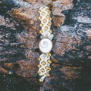 armbandstein-weiss